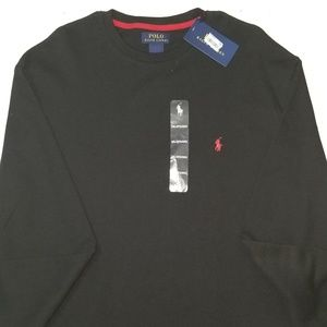 Men's Polo by Ralph Lauren Long Sleeve Thermal
